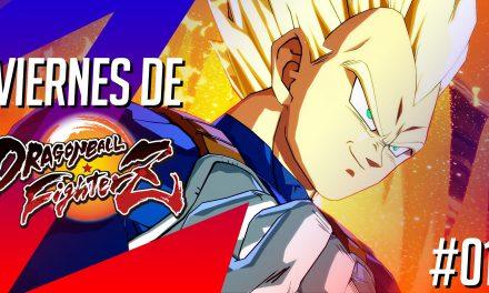 Casul-Stream: Viernes de Dragon Ball FighterZ # 1