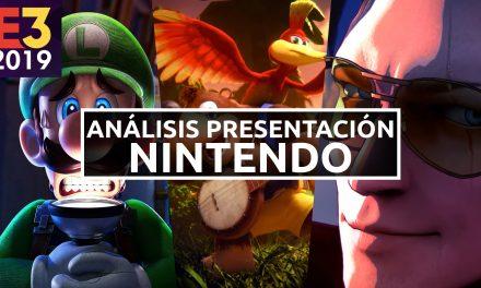 Análisis Presentación Nintendo – E3 2019