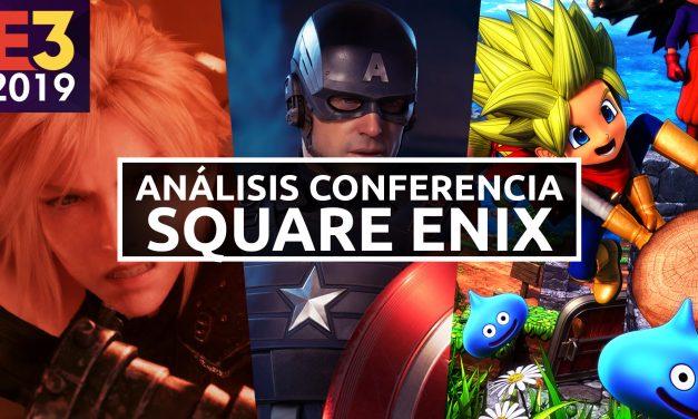 Análisis Conferencia Square Enix – E3 2019