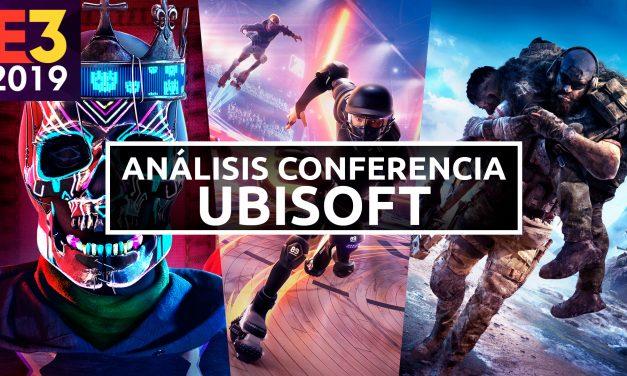 Análisis Conferencia Ubisoft – E3 2019