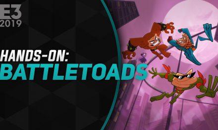Hands-On Battletoads – E3 2019