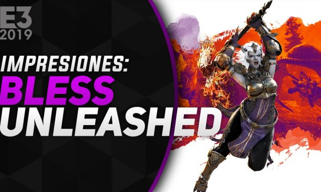 Hands-On Bless Unleashed – E3 2019