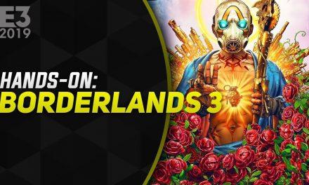 Hands-On Borderlands 3 – E3 2019