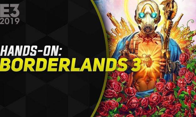 Hands-On Borderlands 3 – E3 2019
