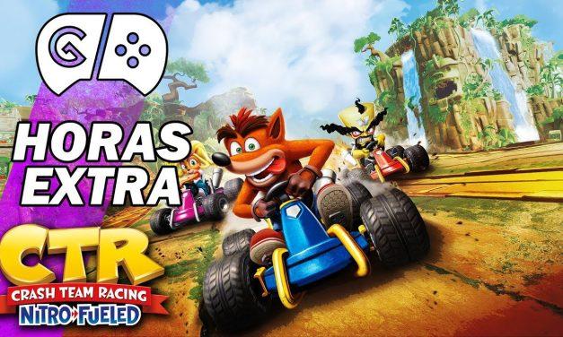 Horas Extra – Crash Team Racing Nitro-Fueled