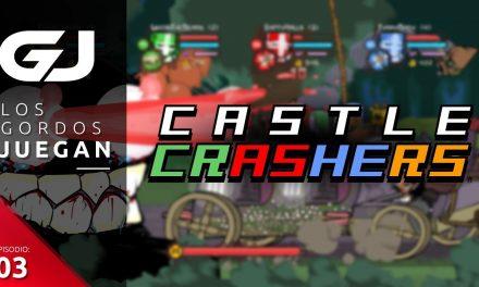 Los Gordos Juegan: Castle Crashers – Parte 3