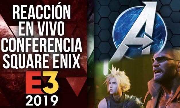 Reacción en Vivo: Conferencia Square Enix E3 2019