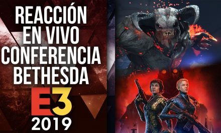 Reacción en Vivo: Conferencia Bethesda E3 2019