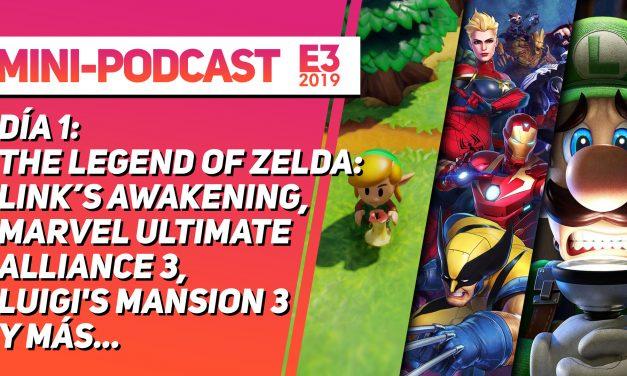 Podcast: Especial E3 2019 – Dia 1