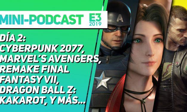 Podcast: Especial E3 2019 – Dia 2