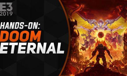Hands-On Doom Eternal – E3 2019