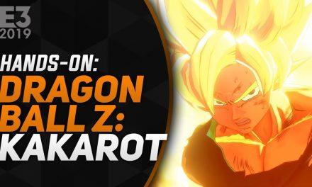 Hands-On Dragon Ball Z: Kakarot – E3 2019
