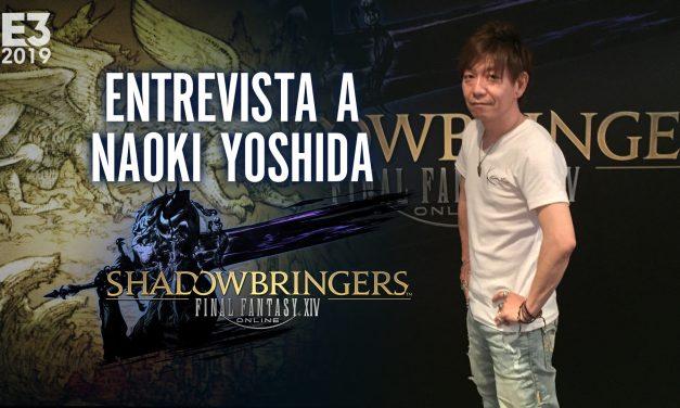 Entrevista a Naoki Yoshida – Shadowbringers E3 2019