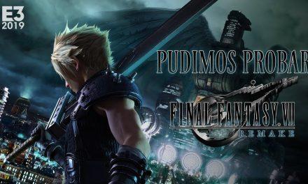 Impresiones Final Fantasy VII Remake – E3 2019
