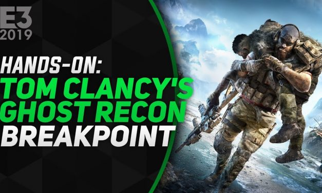 Hands-On Tom Clancy's Ghost Recon Breakpoint – E3 2019