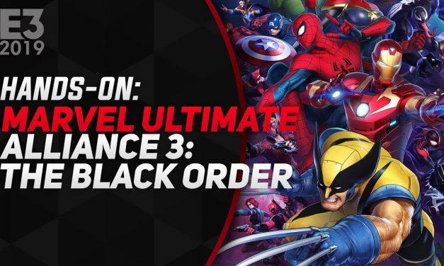 Hands-On Marvel Ultimate Alliance 3: The Black Order – E3 2019