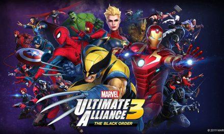 Es momento de ver el nuevo trailer de Marvel Ultimate Alliance 3: The Black Order