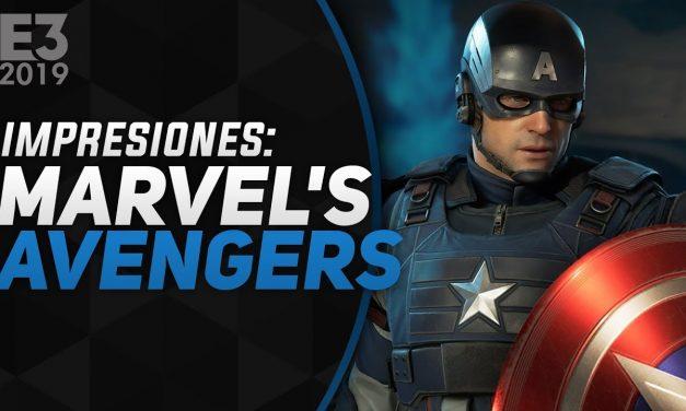 Impresiones Marvel's Avengers – E3 2019