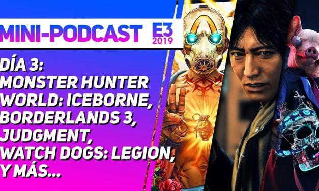Podcast: Especial E3 2019 – Dia 3
