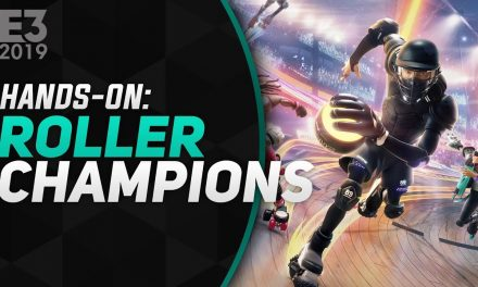 Hands-On Roller Champions – E3 2019