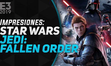 Impresiones Star Wars Jedi: Fallen Order – E3 2019