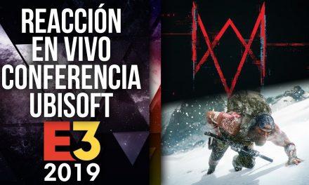 Reacción en Vivo: Conferencia Ubisoft E3 2019