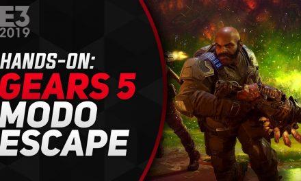 Hands-On Gears 5 modo Escape – E3 2019