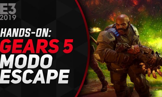 Hands-On Gears 5 modo Escape – E3 2019