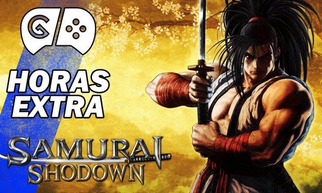 Horas Extra -Samurai Shodown