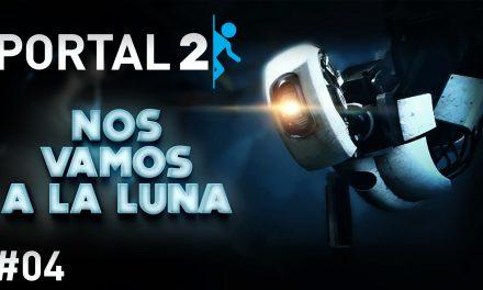 Serie Portal 2 #4 – Nos Vamos a la Luna