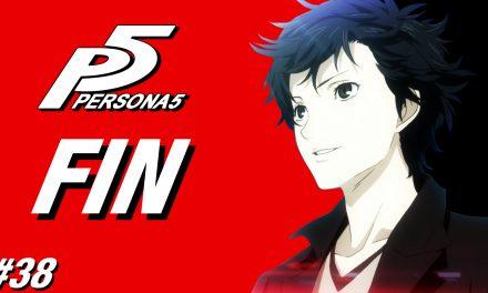 Casul-Stream: Serie Persona 5 #38 – FIN