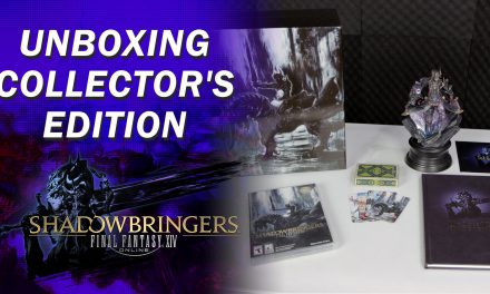 Unboxing – Final Fantasy XIV: Shadowbringers Collector's Edition