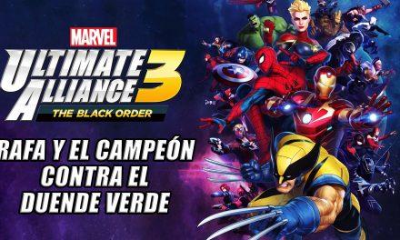 Casul-Stream: Serie Marvel Ultimate Alliance 3 #1 – Rafa y el campeón contra el Duende Verde