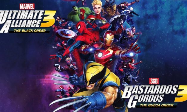 Reseña Marvel Ultimate Alliance 3: The Black Order