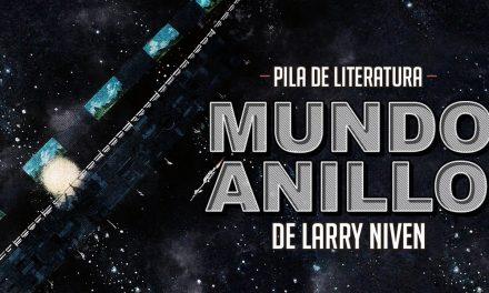 Pila de Literatura – Mundo Anillo ( Ringworld ) de  Larry Niven
