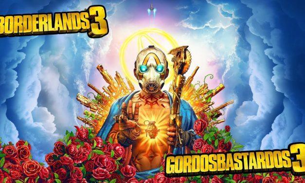Reseña Borderlands 3