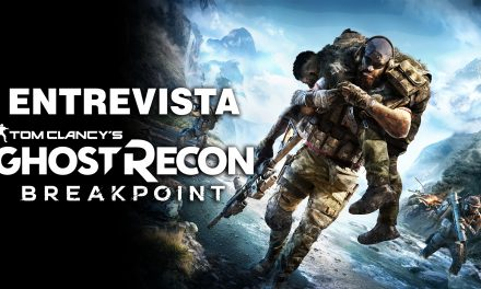 Entrevista Tom Clancy's Ghost Recon Breakpoint
