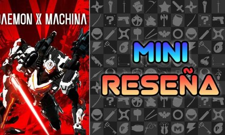 Mini-Reseña Daemon X Machina