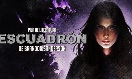 Pila de Literatura – Escuadrón ( Skyward ) de Brandon Sanderson – Invitado Especial Eric Portnoy
