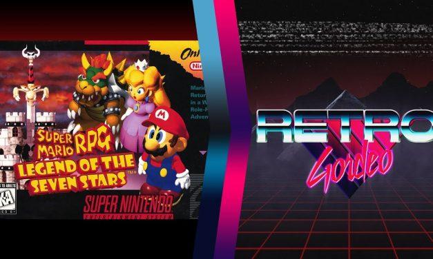 Retro Gordeo: Super Mario RPG: Legend of the Seven Stars