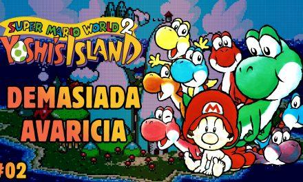 Serie Yoshi's Island #2: Demasiada avaricia
