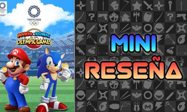 Mini Reseña Mario & Sonic at the Olympic Games Tokyo 2020