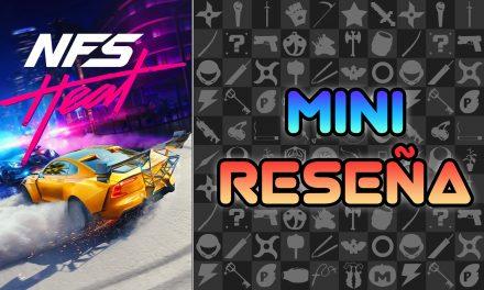 Mini Reseña Need for Speed Heat