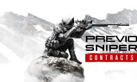 Previo Sniper Ghost Warrior Contracts