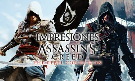 Impresiones Assassin's Creed: The Rebel Collection