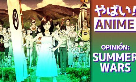 Yabai! Anime – Summer Wars