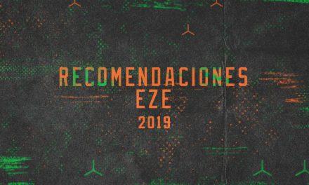 Los Juegos Preferidos de Eze del 2019