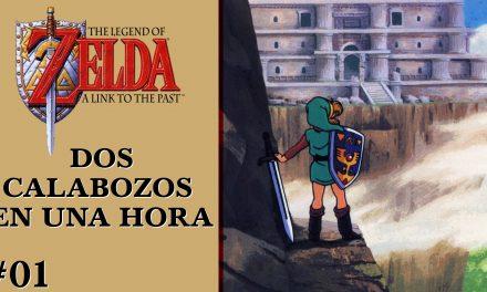 Gordeando con – The Legend of Zelda: A Link to the Past – Parte 1