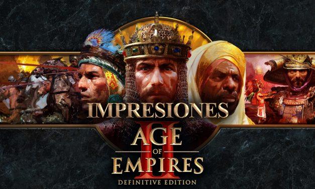 Impresiones Age of Empires II: Definitive Edition