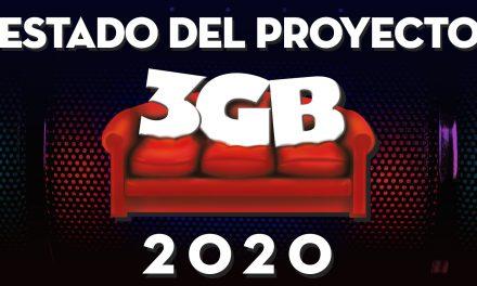 El Estado de 3GB en 2020